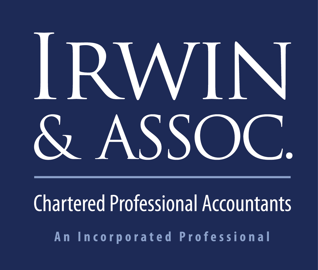 Irwin & Associates, Chartered Professional Accountants